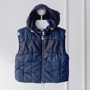 Versace Sleeveless Jacket
